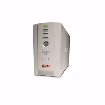 Fotografija izdelka APC Back CS BK350EI Offline Standby 350VA 210W UPS brezprekinitveno napajanje