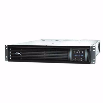 Fotografija izdelka APC SMART-UPS SMT2200RMI2U Line-Interactive 2200VA 1980W rack UPS brezprekinitveno napajanje