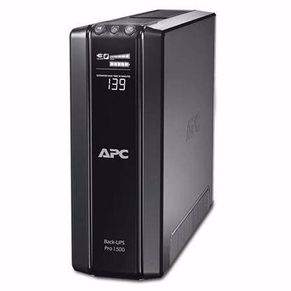 Fotografija izdelka APC Back-UPS Pro BR1500GI 1500VA 865W UPS brezprekinitveno napajanje