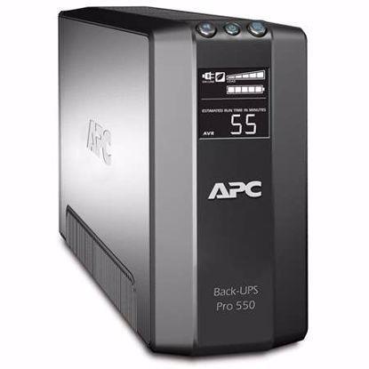 Fotografija izdelka APC Back-UPS Pro BR550GI 550VA 330W 6xIEC UPS brezprekinitveno napajanje