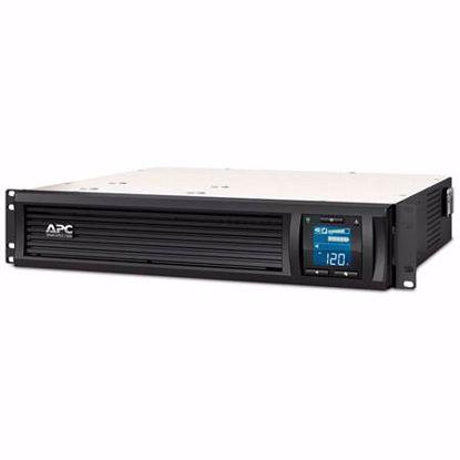 Fotografija izdelka APC Smart-UPS SMC1500I-2UC Line-Interactive 1500VA 900W brezprekinitveno napajanje