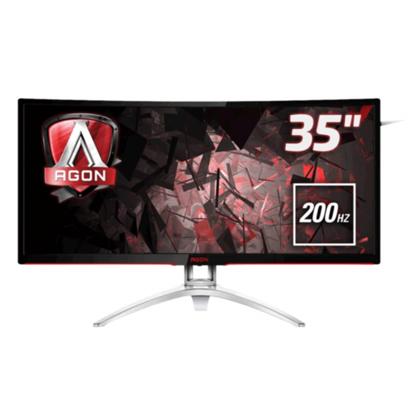 Fotografija izdelka AOC AGON AG352Qcx 35'' MVA ukrivljen monitor