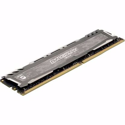 Fotografija izdelka CRUCIAL Ballistix Sport LT 8GB 2400 DDR4 (BLS8G4D240FSBK) gaming ram pomnilnik