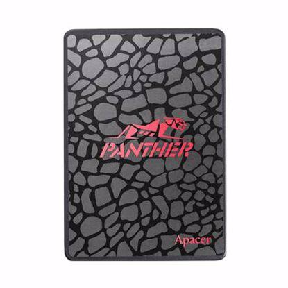 "Fotografija izdelka APACER AS350 Panther 120GB 2,5"" SATA3 TLC (AP120GAS350-1) SSD"