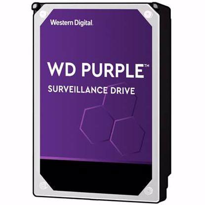 """Fotografija izdelka WD Purple 10TB 3,5"""" SATA3 25MB 7200rpm (WD101PURZ) trdi disk"""
