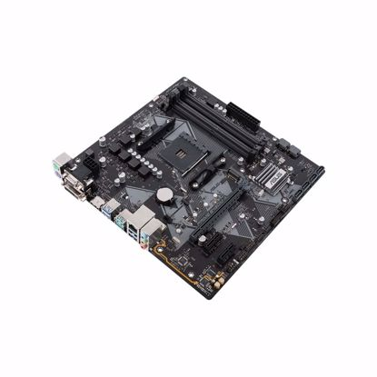 Fotografija izdelka ASUS MB PRIME B450M-A, AMD AM4, DDR4, mATX
