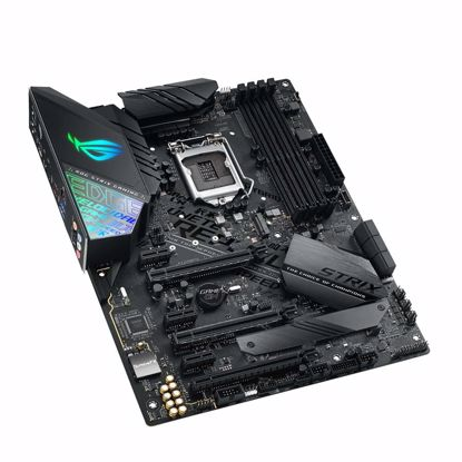 Fotografija izdelka ASUS MB STRIX Z390-F GAMING, LGA 1151, DDR4, ATX