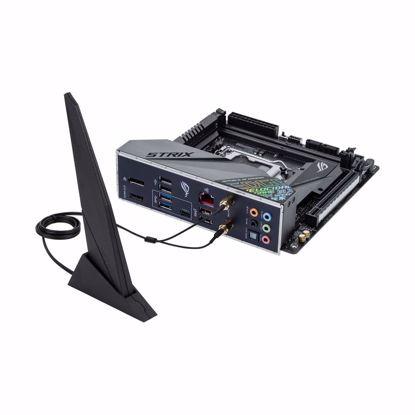 Fotografija izdelka ASUS MB STRIX Z390-I GAMING, LGA 1151, DDR4, mITX