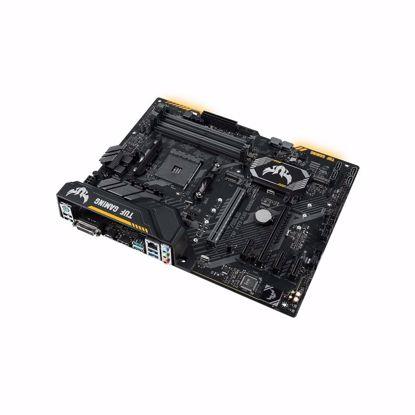 Fotografija izdelka ASUS MB TUF X470-PLUS GAMING, AMD AM4, DDR4, ATX