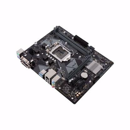 Fotografija izdelka ASUS MB PRIME H310M-K R2.0, LGA 1151, DDR4, mATX