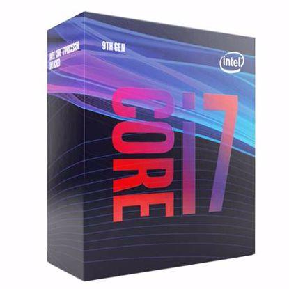 Fotografija izdelka INTEL Core i7-9700 3,00/4,70GHz 12MB LGA1151 BOX procesor