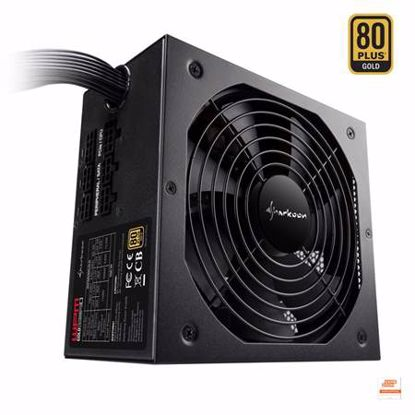 Fotografija izdelka SHARKOON WPM Gold ZERO 550W ATX 80plus Gold napajalnik