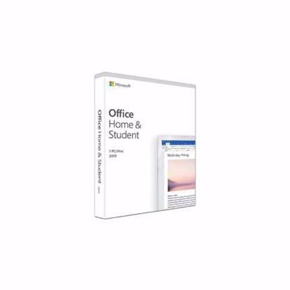 Fotografija izdelka MICROSOFT Office Home & Student 2019 slovenski FPP (79G-05050) za Windows 10