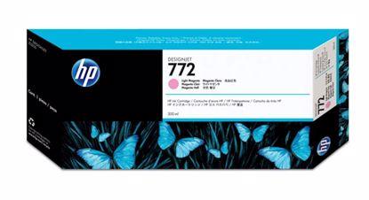 Fotografija izdelka ČRNILO HP 772 SVETLA MAGENTA Designjet Z5200 300ml