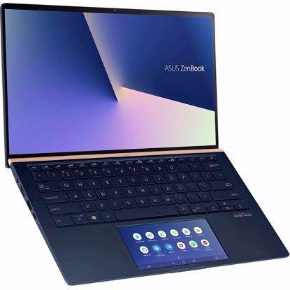Fotografija izdelka Asus ZenBook 14 UX434FLC-WB711R i7-10510U/16GB/SSD 512GB NVMe/14''FHD/GF MX250/W10Pro ScreenPad 2.0