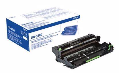 Fotografija izdelka Brother Boben DR3400, 50.000 strani HL-L5XXX,L6XXX DCP-L5XXX,6XXX, MFC-L5/6X