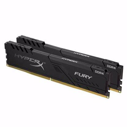 Fotografija izdelka KINGSTON HyperX Fury 16GB (2x 8GB) 2400MHz DDR4 (HX424C15FB3K2/16) ram pomnilnik