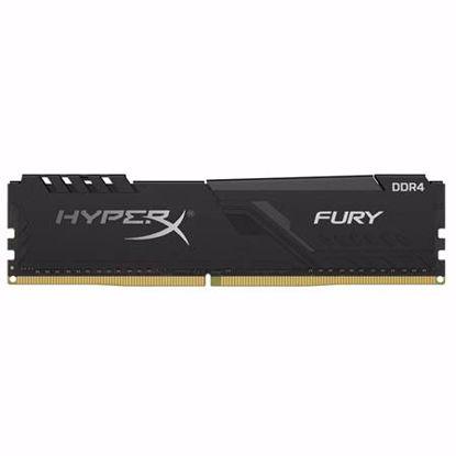 Fotografija izdelka RAM KINGSTON 4GB 2400 DDR4 HX424C15FB3/4 FURRY $