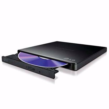 Fotografija izdelka LG GP57EB40 DVD-RW USB črn zunanji zapisovalec