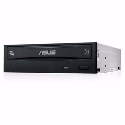 Fotografija izdelka ASUS DRW-24D5MT SATA DVD-RW črn BULK vgradni zapisovalec