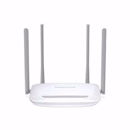 Fotografija izdelka MERCUSYS N 300Mbps 4-port (MW325R) brezžični usmerjevalnik-router