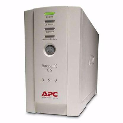 Fotografija izdelka APC BK350 350VA 210W UPS brezprekinitveno napajanje