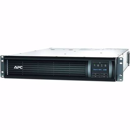 Fotografija izdelka APC Smart-UPS SMT2200RM2UC Line-Interactive 2200VA 1980W 2U rack LCD UPS brezprekinitveno napajanje