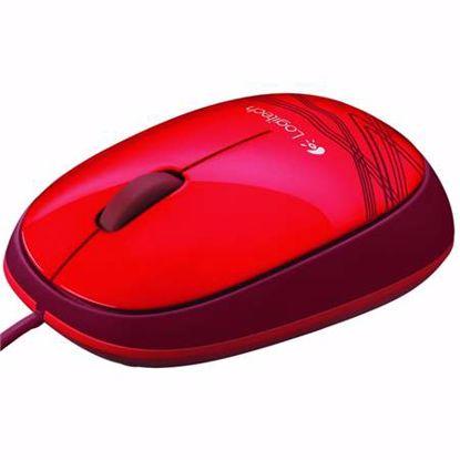 Fotografija izdelka LOGITECH M105 USB Optična rdeča miška