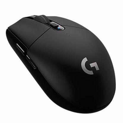 Fotografija izdelka LOGITECH G305 gaming brezžična optična črna miška