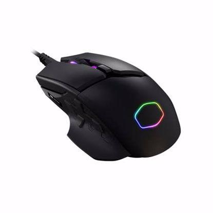 Fotografija izdelka COOLER MASTER MM830 optična žična RGB gaming miška