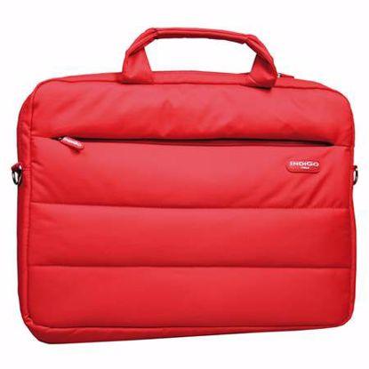Fotografija izdelka INDIGO Torino 15,6'' rdeča torba za prenosnik