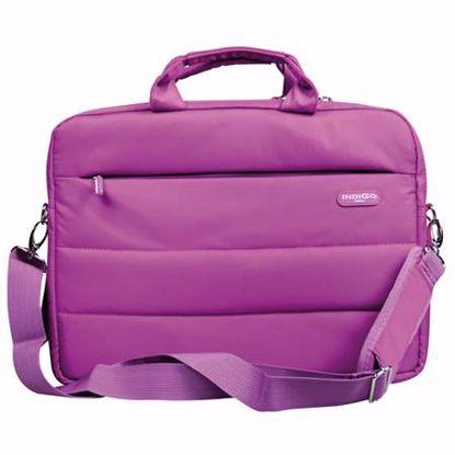Fotografija izdelka INDIGO Torino 15,6'' vijolična torba za prenosnik