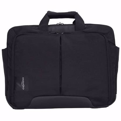 Fotografija izdelka INDIGO Milano 17'' črna torba za prenosnik