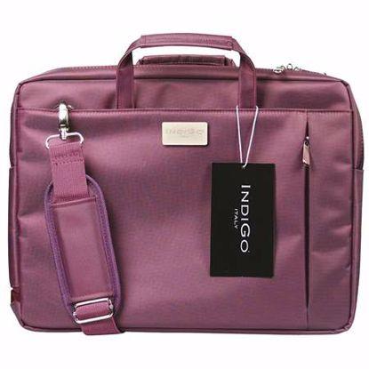 Fotografija izdelka INDIGO Saint Tropez 15,6'' vijolična torba za prenosnik