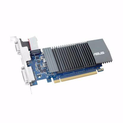 Fotografija izdelka ASUS GeForce GT710 2GB GDDR5, low profile