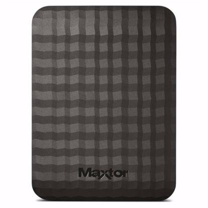 "Fotografija izdelka Maxtor 4TB M3 6,35cm (2,5"") zunanji disk USB 3.0"