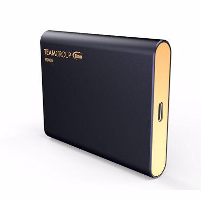 Fotografija izdelka Teamgroup 480GB SSD PD400 USB-C 3.1 Gen1