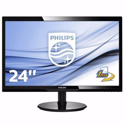 "Fotografija izdelka Philips 246V5LHAB 24"" monitor"