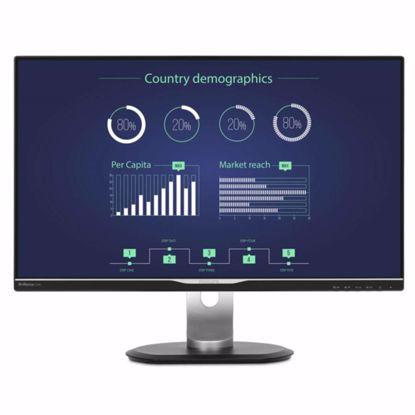 """Fotografija izdelka Philips 258B6QUEB 25"""" IPS monitor"""