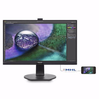 """Fotografija izdelka Philips 272P7VPTKEB 27"""" IPS monitor"""