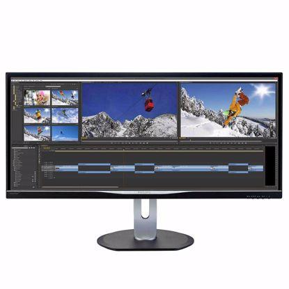 """Fotografija izdelka Philips BDM3470UP 34"""" IPS monitor"""