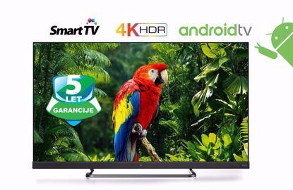 """Fotografija izdelka LED TV TCL 55"""" (diagonala 140cm) 55EC780, 4K-UHD, HDR Pro 10+, Android 9.0, Pameten, WiFi, 10bit, Micro Dimming, Wide Color Gamut, ONKYO ozvočenje Dolby Vision Atmos"""