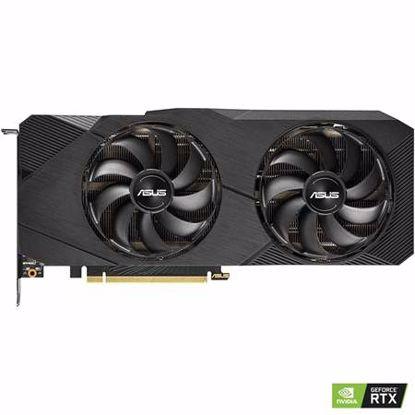Fotografija izdelka ASUS Dual GeForce RTX 2080 SUPER EVO V2 OC 8GB GDDR6 (DUAL-RTX2080S-O8G-EVO-V2) grafična kartica