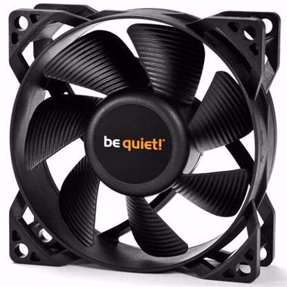 Fotografija izdelka BE QUIET! Pure Wings 2 (BL044) 80mm 3-pin črn ventilator