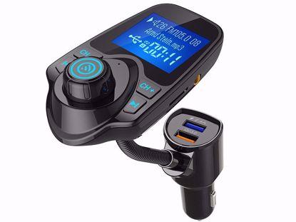 Fotografija izdelka FM Bluetooth oddajnik TRACER SoundCharge T1