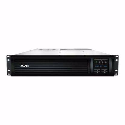 Fotografija izdelka APC Smart-UPS line-interactive 3000VA 2700W LCD RM 2U 230V SmartConnect (SMT3000RMI2UC) UPS brezprekinitveno napajanje