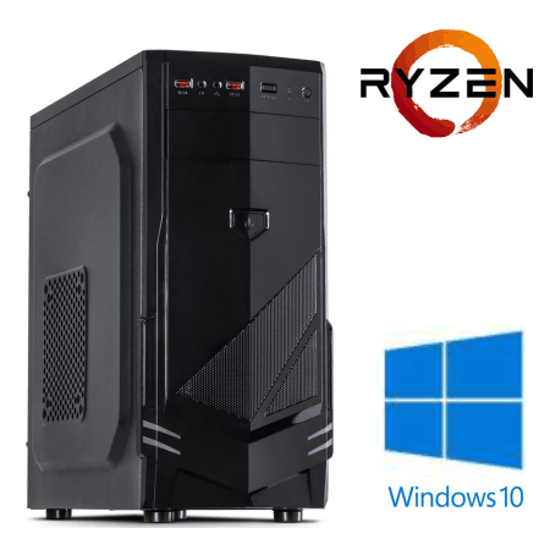 Fotografija izdelka @Office Ryzen3 3200G / 8GB / SSD 250GB / W10