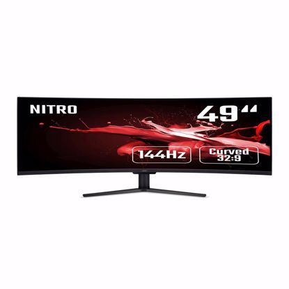 "Fotografija izdelka Acer monitor Nitro EI491CRPbmiiipx 49"" (124 cm)"