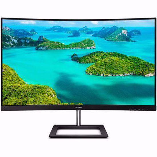 """Fotografija izdelka Philips LED monitor 27"""" 272E1CA/00 Curved"""