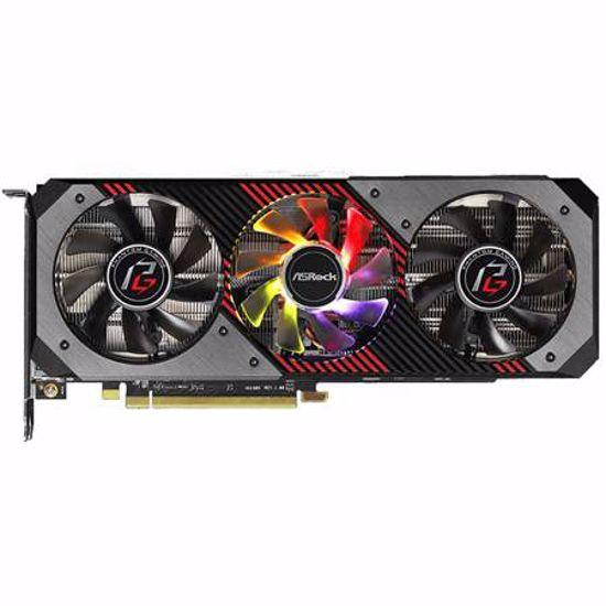 Fotografija izdelka ASROCK Radeon RX 5700 XT Phantom Gaming D 8G OC DDR6 8GB RGB grafična kartica